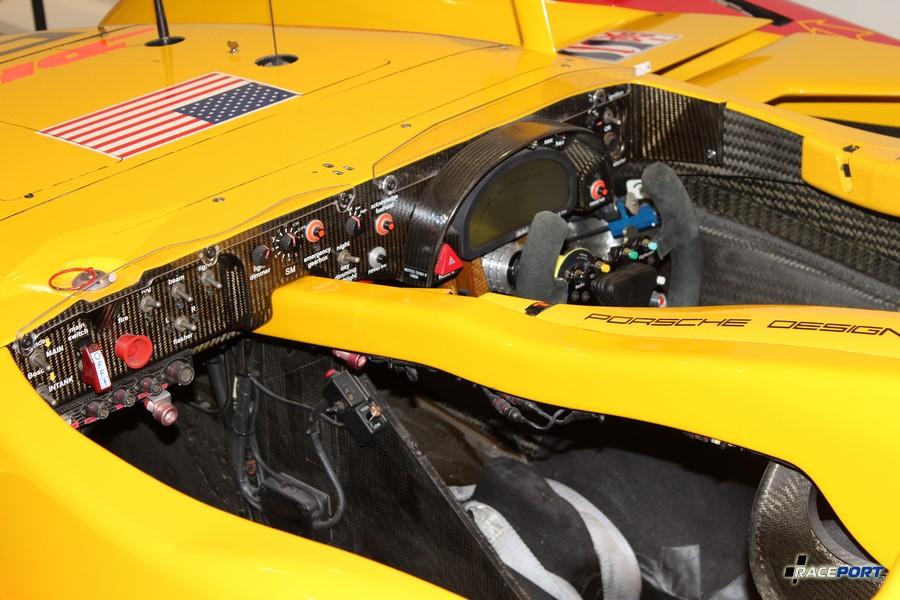 Interior RS Spyder