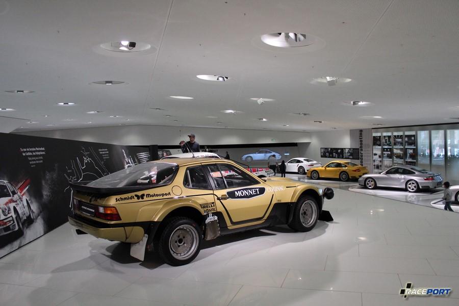 Porsche 924 Carrera GTS Rallye