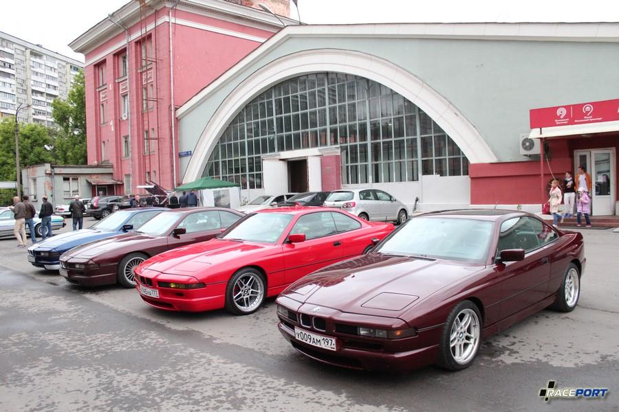 Клуб BMW E31