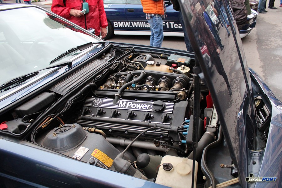 Engine M635CSi