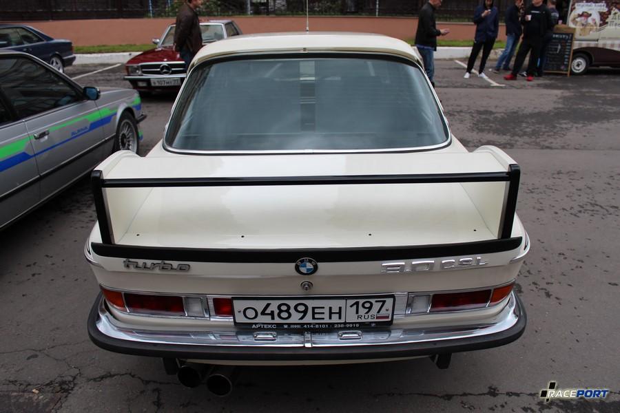 BMW E9 Turbo изначально эта модель была атмосферной