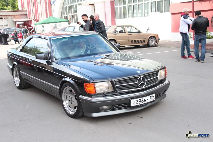 Mercedes W126