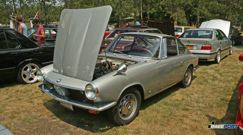 Goggomobil на встрече владельцев BMW