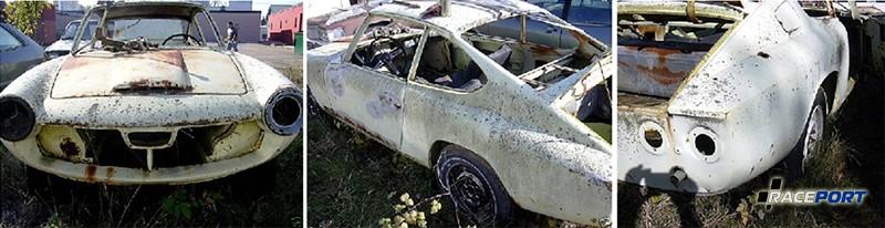 Автомобили как люди у каждого своя судьба, кому то на стенде в музее, кому то на огородном участке