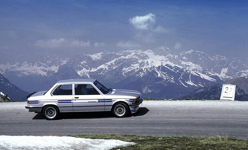 Alpina 3 серии в кузове E21