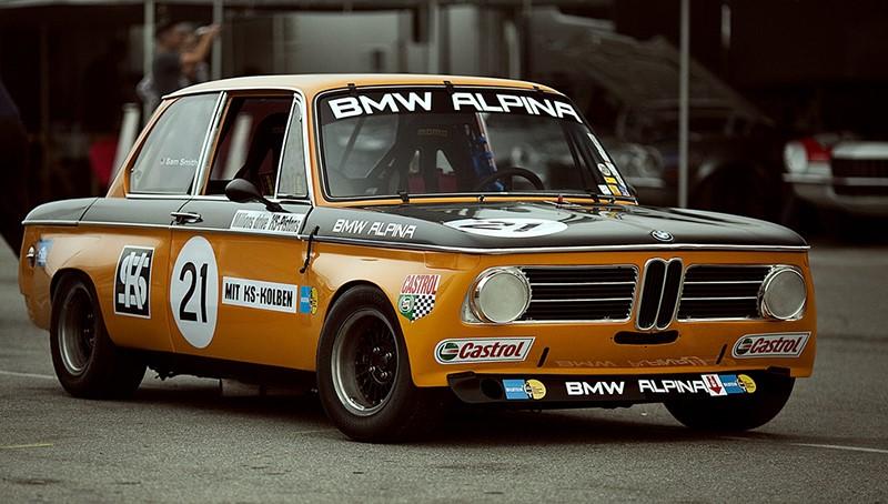 BMW 2002 - ALPINA