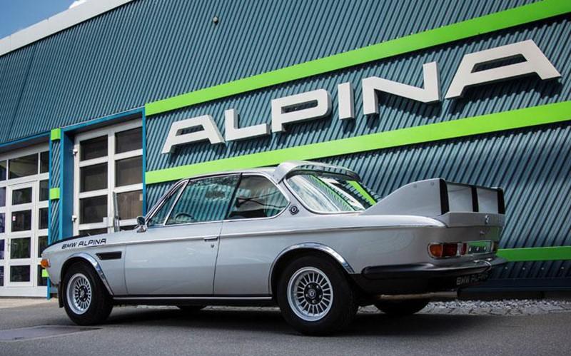 Alpina 3.0 CSL 1973