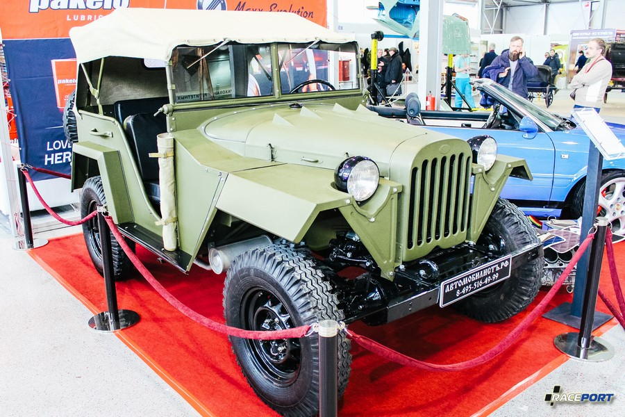 ГАЗ-67 1947 г. в.