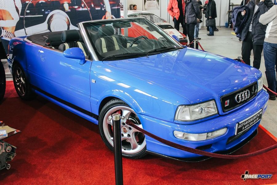 Audi 80 Cabrio 1994 г.в. Не плохая бочка, но пока не тянет даже на янгтаймер