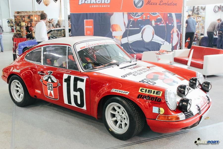 Porsche 911 ST 1971 г. в.