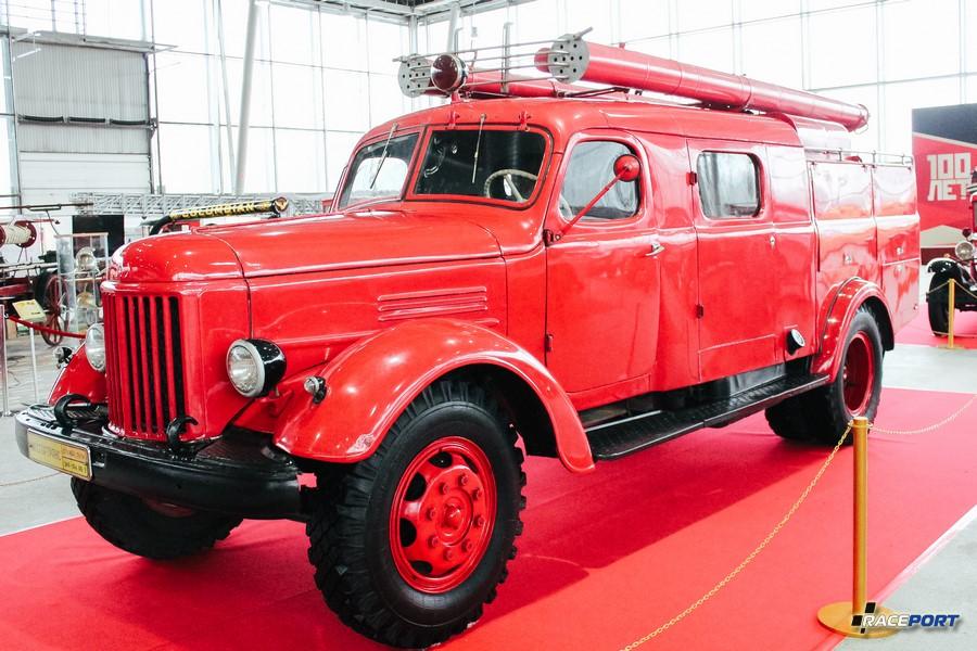 Автоцистерна ПМГ-36 1957 г. СССР