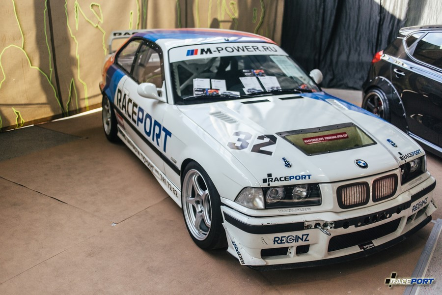 BMW M3 ветеран )))