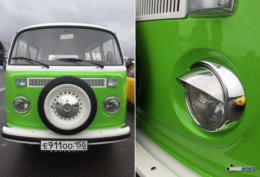 Потрясающий VW Transporter