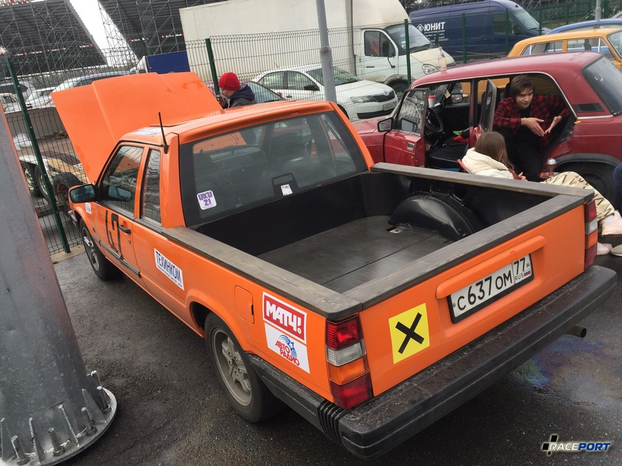 Volvo пикапчик