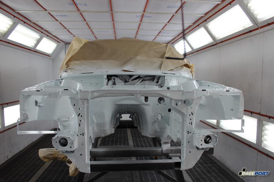 Покраска кузова BMW целиком