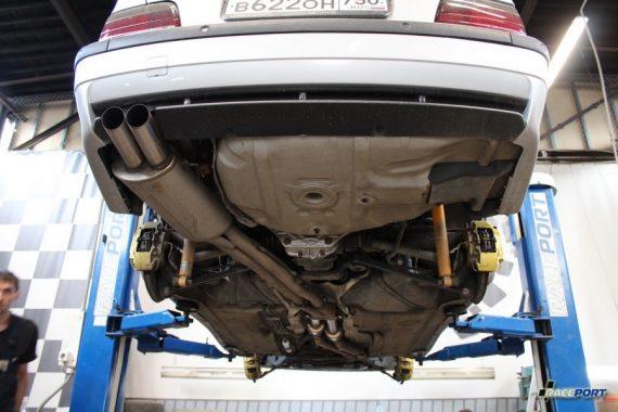 <span>Проект: № 00091</span> BMW M3 E36