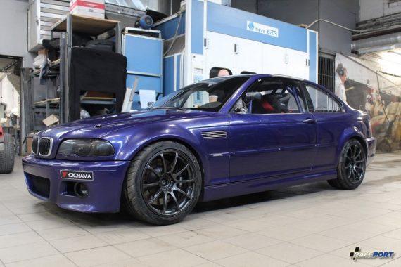 <span>Проект: № 00097</span> BMW E46 M3