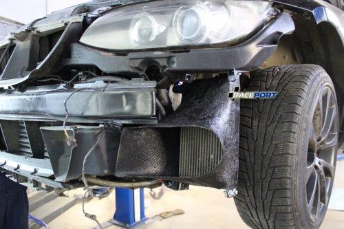 Заборник воздуха для автоспорта и тюнинга