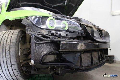 Воздухозаборник для BMW