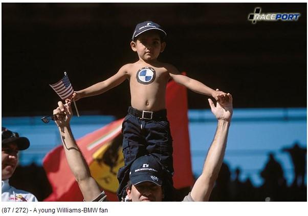 BMW F1 Fan