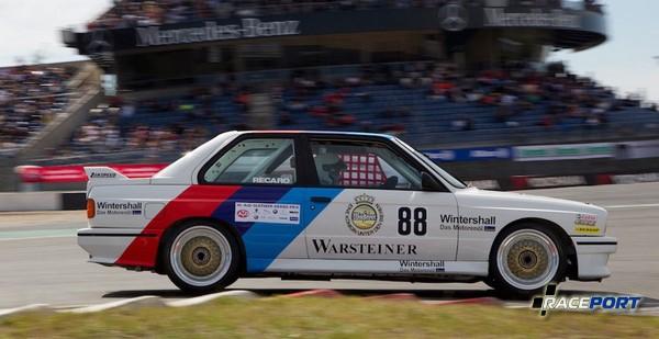4- BMW M3 E30