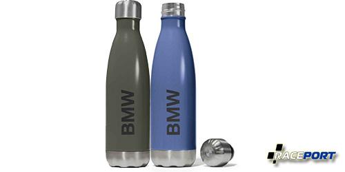 Бутылка для воды. Материал: нержавеющая сталь. Крышка: полипропилен. Емкость: 0,5 л.
