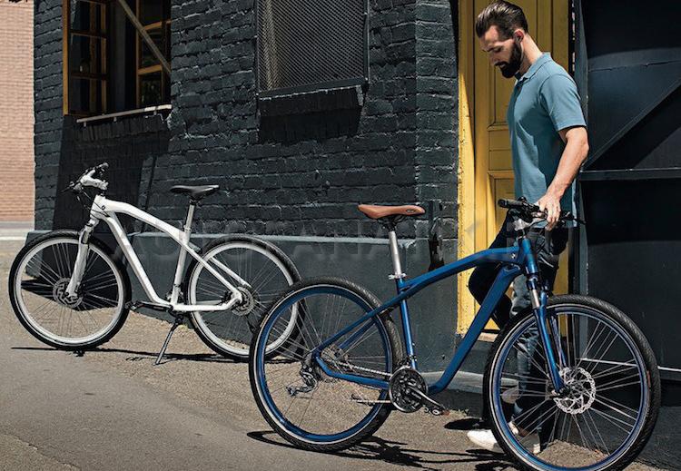 Купить велосипед BMW