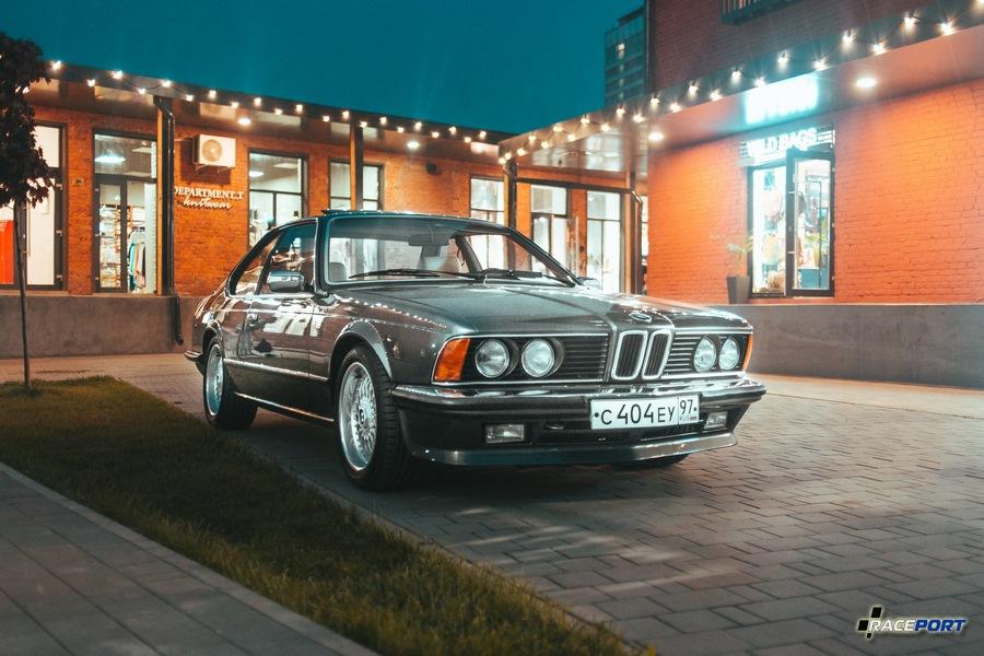 BMW 6 серии в кузове E24