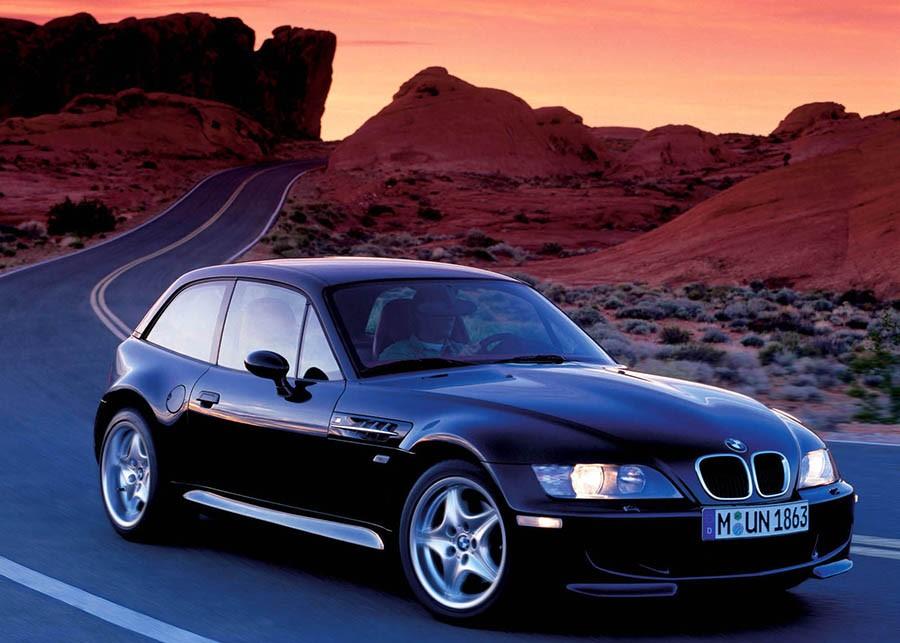 Купить BMW Z3 с пробегом в хорошем состоянии в России большая редкость, особенно с кузовом купе