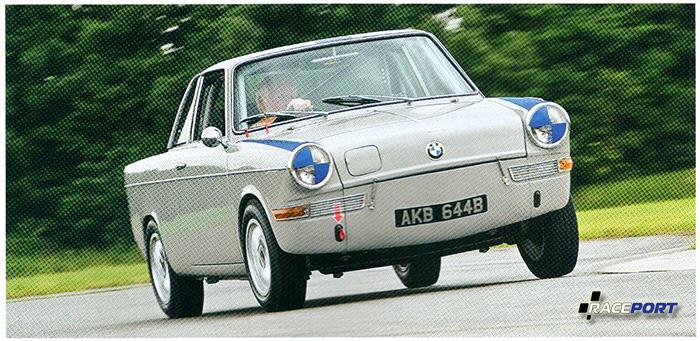"""Это не самый быстрый автомобиль в мире, но баланс прекрасный, машина любит повороты"""""""