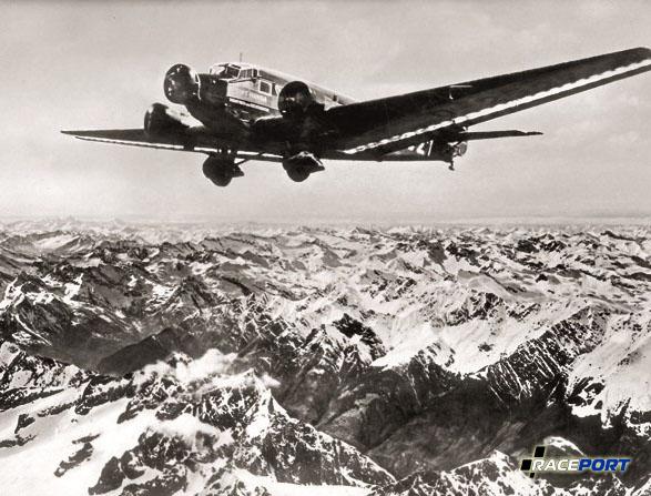 Junkers Ju 52, 1938