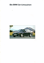 Проспект BMW E36