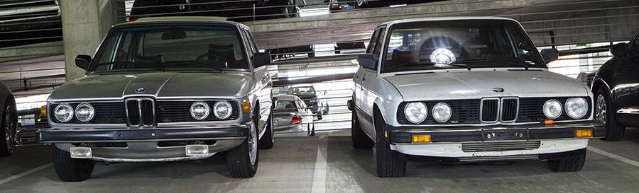 Не каждый сможет различить первое и второе поколение BMW 5 серии