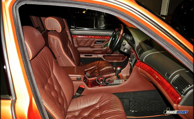 обзор комплектаций Bmw 7 серии в кузове E38
