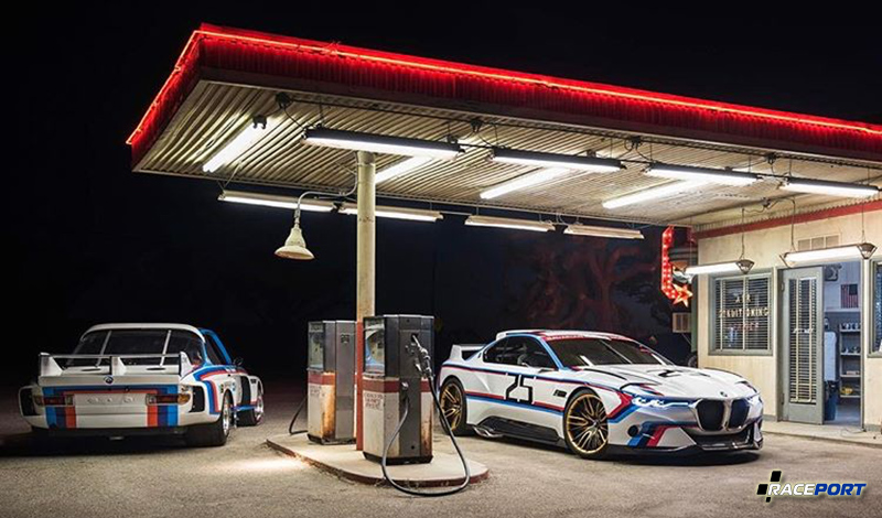 2016 BMW E9 и Концепт