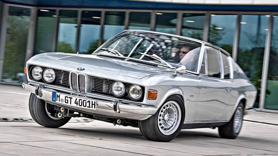 BMW GT4 Frua