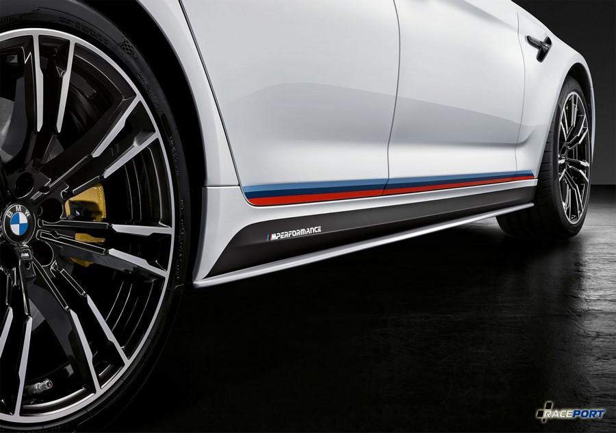 Аэродинамические пороги M Performance для BMW M5 F90