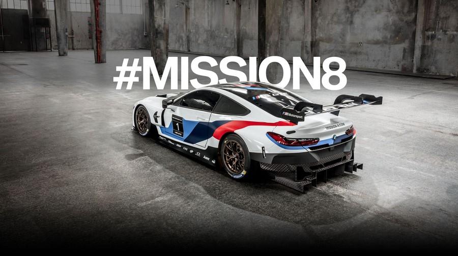 #MISSION8