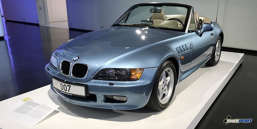 Лимитированная версия BMW Z3 Roadster 007 James Bond
