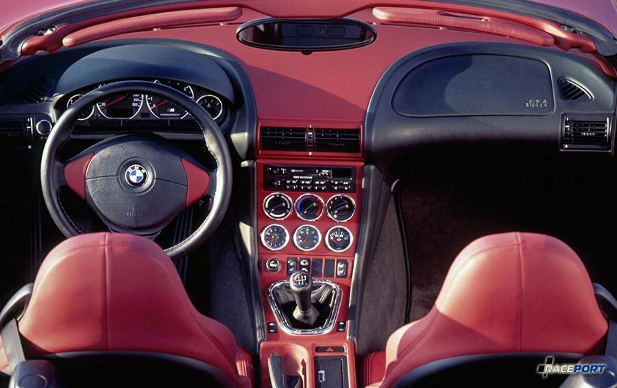 BMW Z3M interior