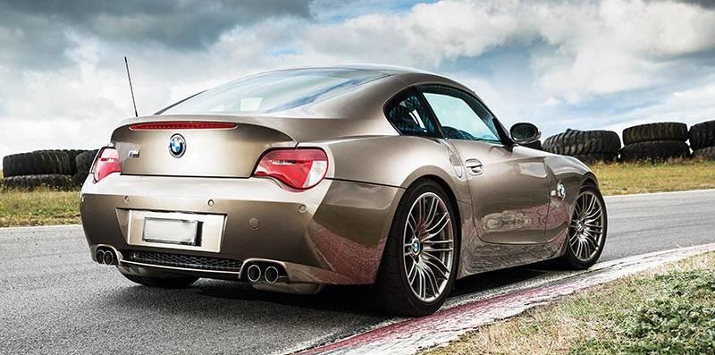 К сожалению BMW Z4M с пробегом в нашей стране достаточно редки