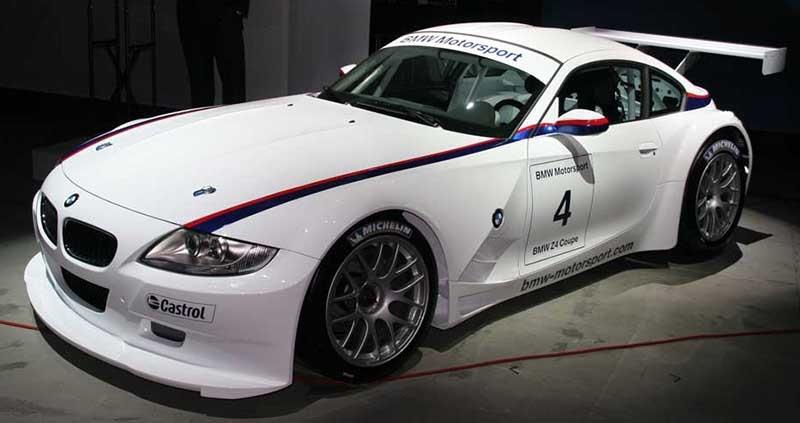 BMW Z4 Motorsport