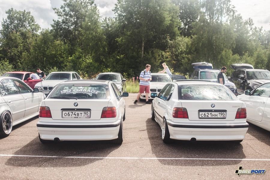 Пара BMW E36 Compact