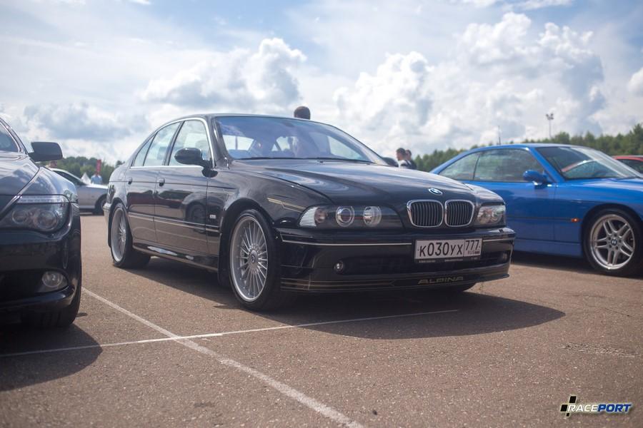 Alpina B10 4.6 в кузове E39