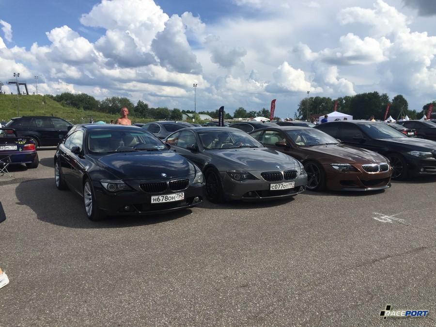 BMW 6 серии в кузове E63