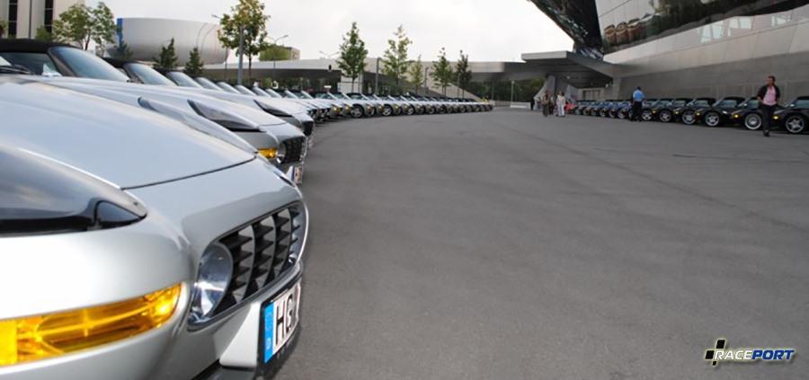BMW Welt Z8 Club