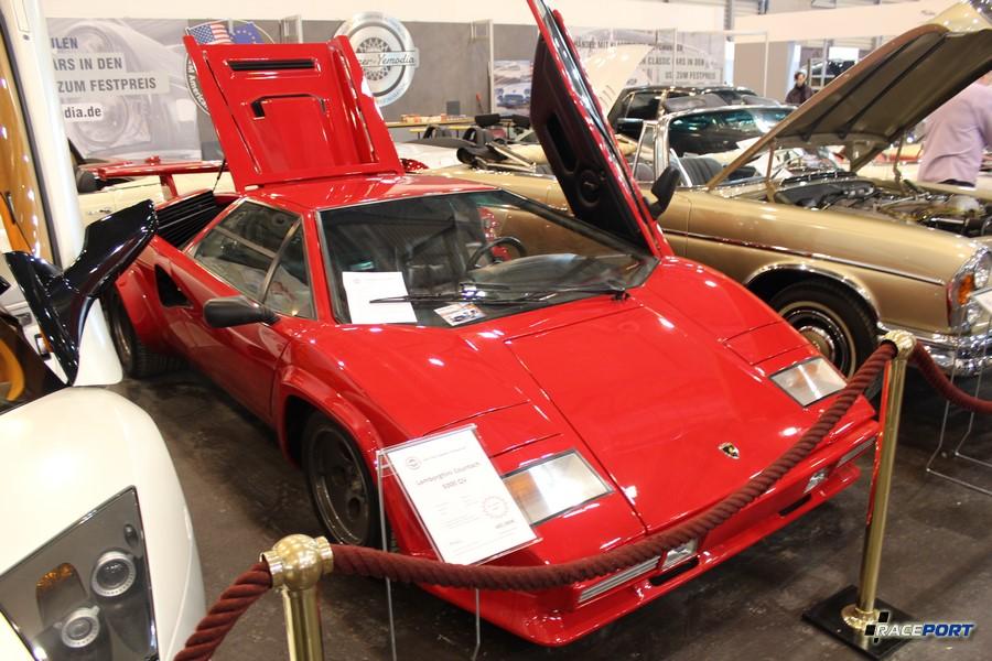 1985 г. в. Lamborghini Countach 5000 QV 37800км пробег 455 л. с. 485 000 euro
