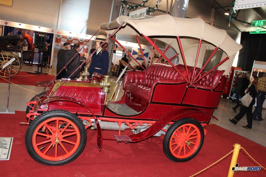 De Dion-Bouton Model Z предоставлен Политехническим музеем