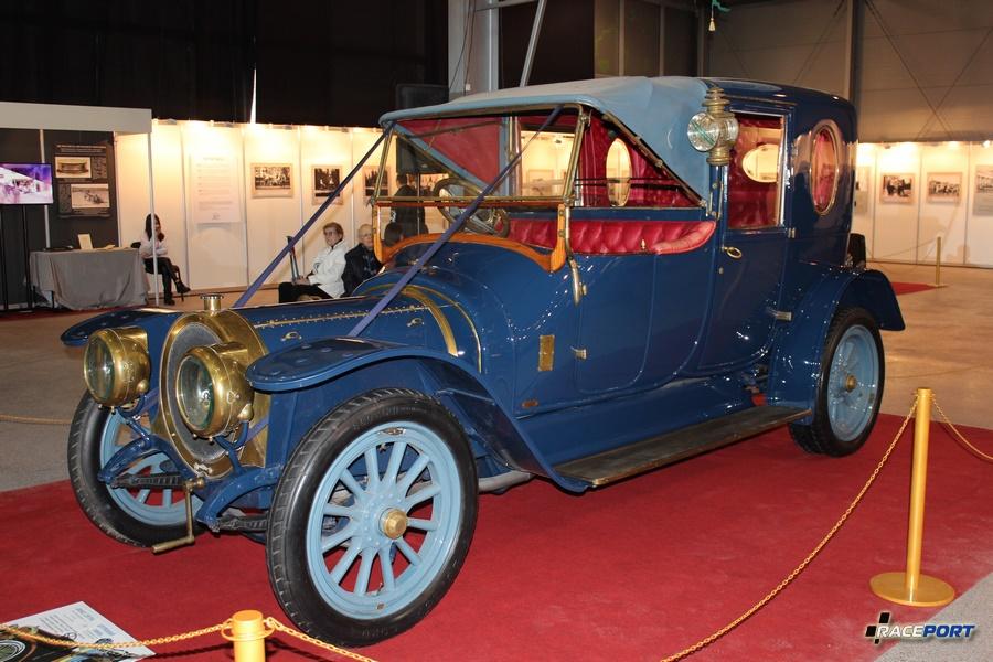 Delaynay-Belleville 35CV Франция 1912 г. Мотор 6 цил., обьемом 6,6 л. мощность 35 л.с.