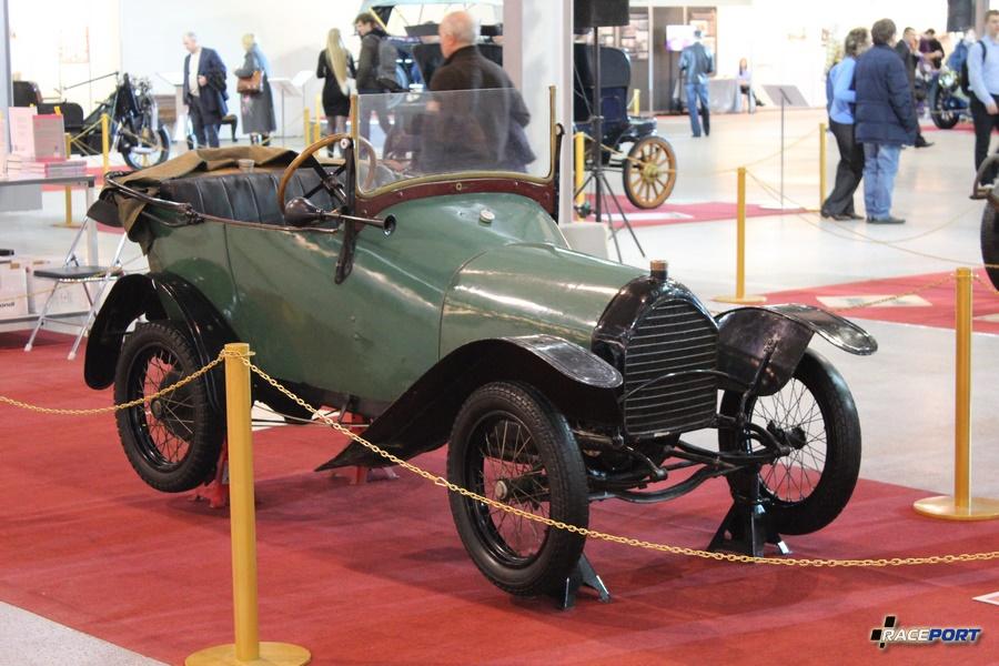 Bebe Peugeot, Франция 1913 г.